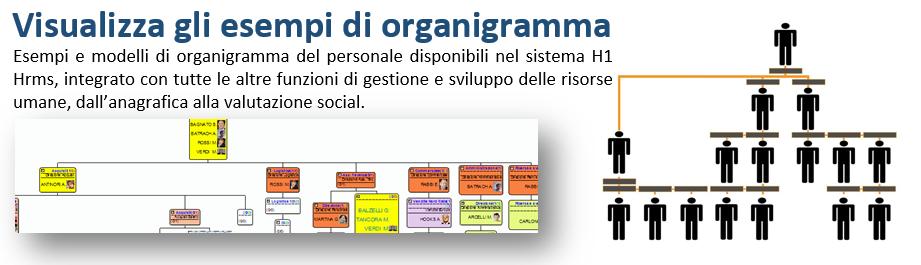 Organigramma del personale land for Software di progettazione del modello di casa